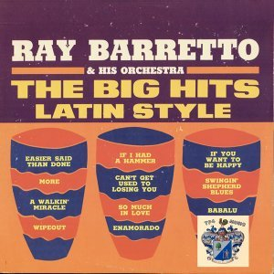 Ray Barretto 歌手頭像