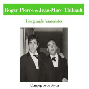 Roger Pierre, Jean-Marc Thibault 歌手頭像
