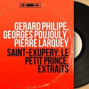 Gérard Philipe, Georges Poujouly, Pierre Larquey 歌手頭像