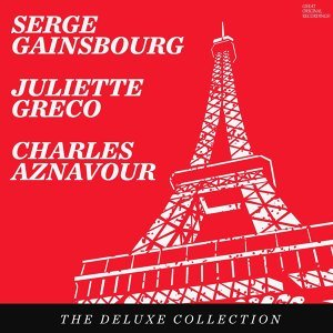 Juliette Greco, Charles Aznavour, Serge Gainsbourg 歌手頭像