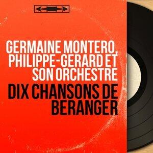 Germaine Montero, Philippe-Gérard et son orchestre 歌手頭像