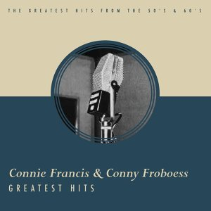 Connie Francis, Conny Froboess 歌手頭像