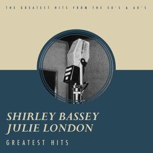 Julie London, Shirley Bassey 歌手頭像