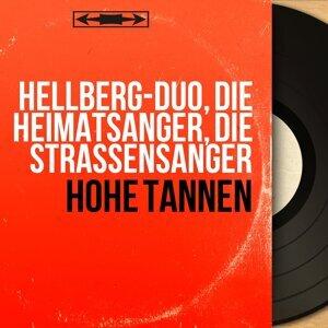 Hellberg-Duo, Die Heimatsänger, Die Strassensänger 歌手頭像