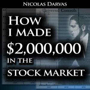 Nicolas Darvas 歌手頭像