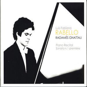 Luís Fabiano Rabello 歌手頭像