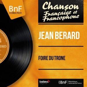 Jean Bérard 歌手頭像