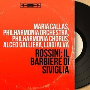 Maria Callas, Philharmonia Orchestra, Philharmonia Chorus, Alceo Galliera, Luigi Alva 歌手頭像