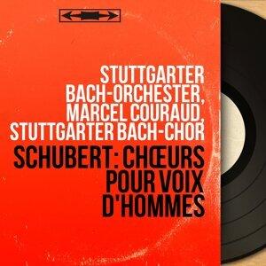 Stuttgarter Bach-Orchester, Marcel Couraud, Stuttgarter Bach-Chor 歌手頭像