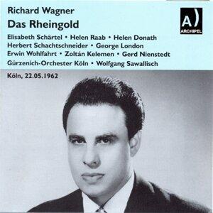 Gürzenich-Orchester Köln, Wolfgang Sawallisch 歌手頭像