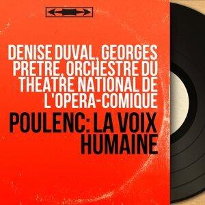 Denise Duval, Georges Prêtre, Orchestre du Théâtre national de l'Opéra-Comique 歌手頭像
