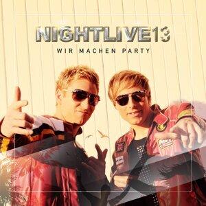 Nightlive 13 歌手頭像