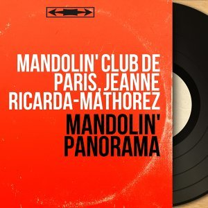 Mandolin' Club de Paris, Jeanne Ricarda-Mathorez 歌手頭像