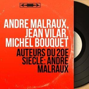 André Malraux, Jean Vilar, Michel Bouquet 歌手頭像