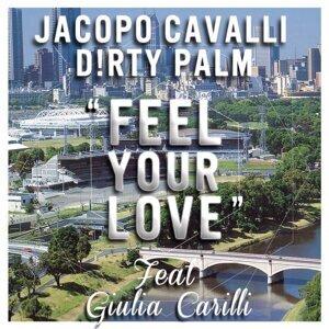 Jacopo Cavalli, D!rty Palm 歌手頭像
