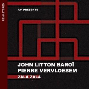 Pierre Vervloesem, John Litton Baroï 歌手頭像