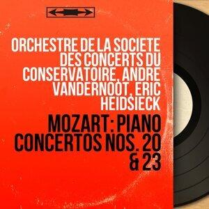 Orchestre de la Société des concerts du Conservatoire, André Vandernoot, Eric Heidsieck 歌手頭像