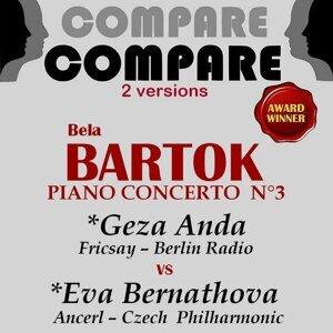 Geza Anda, Eva Bernathova 歌手頭像