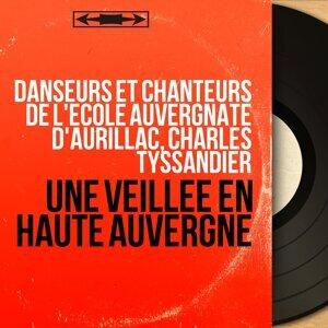 Danseurs et chanteurs de l'école auvergnate d'Aurillac, Charles Tyssandier 歌手頭像