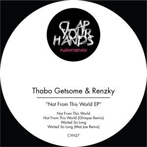 Thabo Getsome, Renzky 歌手頭像