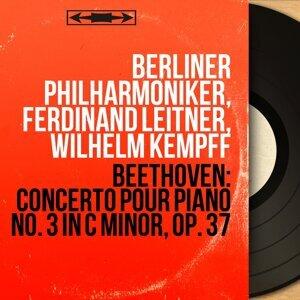 Berliner Philharmoniker, Ferdinand Leitner, Wilhelm Kempff 歌手頭像