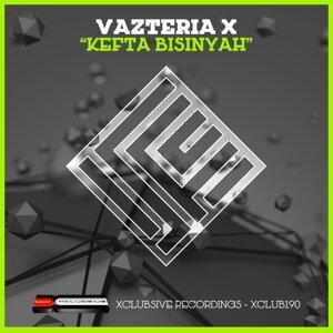 Vazteria X 歌手頭像