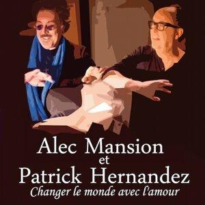 Alec Mansion, Patrick Hernandez 歌手頭像