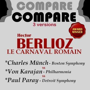 Herbert von Karajan, Charles Munch, Paul Paray 歌手頭像