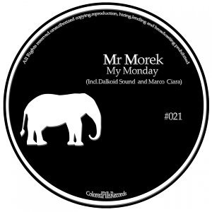 Mr Morek