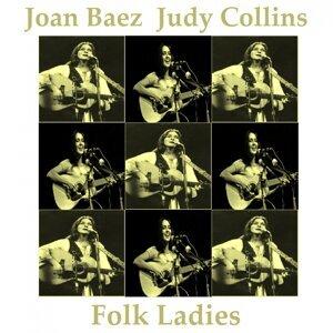 Joan Baez, Judy Collins 歌手頭像