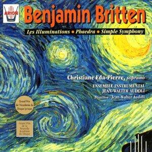 Ensemble Instrumental Jean-Walter Audoli, Jean-Walter Audoli, Christine Eda-Pierre 歌手頭像