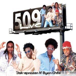 509 歌手頭像
