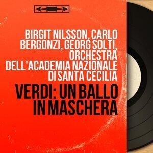 Birgit Nilsson, Carlo Bergonzi, Georg Solti, Orchestra dell'Academia nazionale di Santa Cecilia 歌手頭像