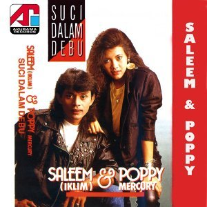 Saleem, Poppy Mercury 歌手頭像