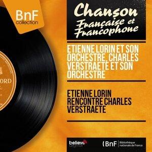 Etienne Lorin et son orchestre, Charles Verstraete et son orchestre 歌手頭像