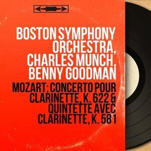 Boston Symphony Orchestra, Charles Munch, Benny Goodman 歌手頭像