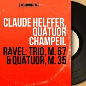 Claude Helffer, Quatuor Champeil 歌手頭像