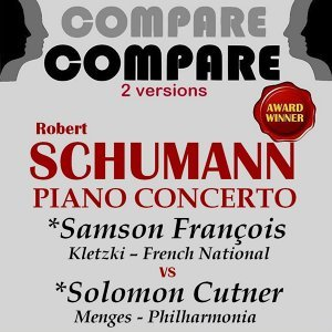 Samson François, Solomon Cutner 歌手頭像