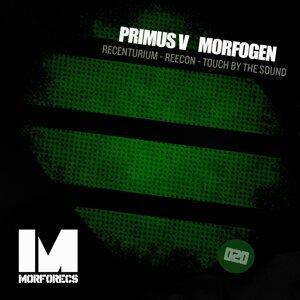 Primus V, Morfogen 歌手頭像