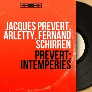 Jacques Prévert, Arletty, Fernand Schirren 歌手頭像