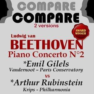 Emil Gilels, Arthur Rubinstein 歌手頭像