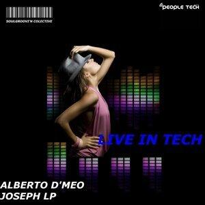 Alberto D'meo, Joseph LP 歌手頭像