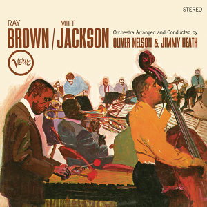 Ray Brown, Milt Jackson
