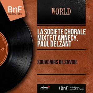 La société chorale mixte d'Annecy, Paul Delzant 歌手頭像