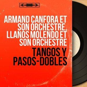 Armand Canfora et son orchestre, Llanos Molendo et son orchestre 歌手頭像