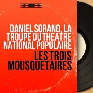 Daniel Sorano, La troupe du Théâtre National Populaire 歌手頭像