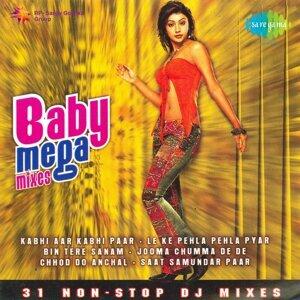 Asha Bhosle, Chorus 歌手頭像