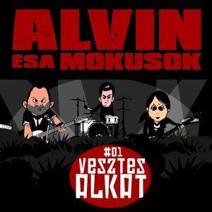 Alvin és a Mókusok 歌手頭像