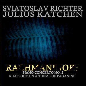 Sviatoslav Richter, Julius Katchen 歌手頭像