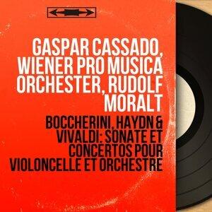 Gaspar Cassadó, Wiener Pro Musica Orchester, Rudolf Moralt 歌手頭像